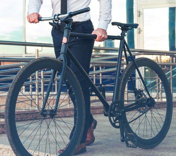 vélo urbain pour entreprises